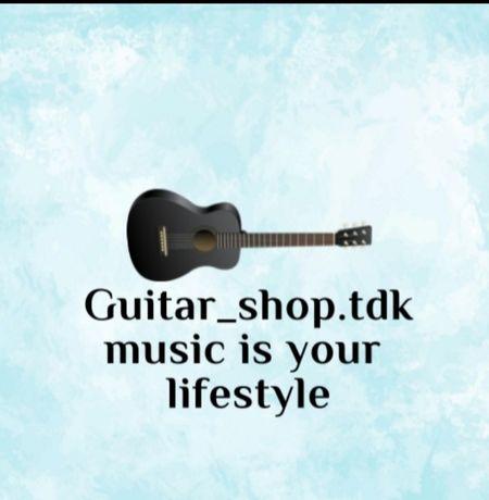 Магазин гитарных аксессуаров