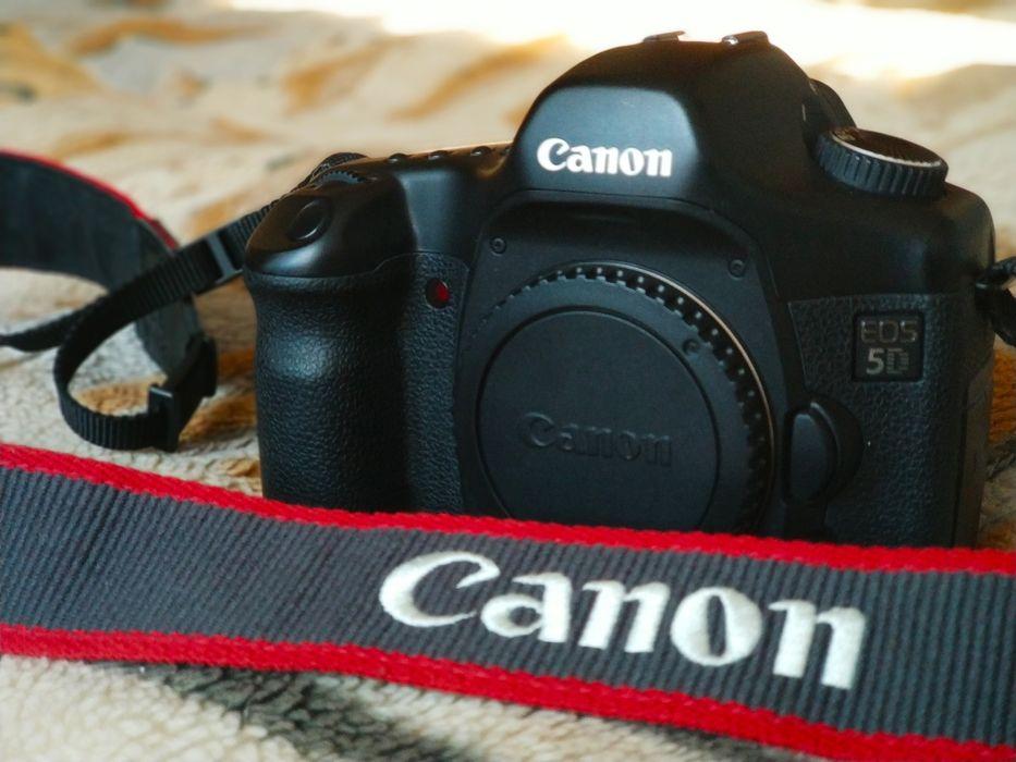 Canon EOS 5D mark I (первая серия) Караганда - сурет 1