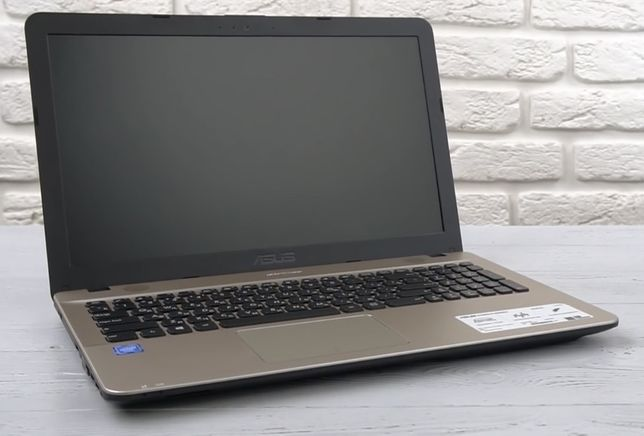 ℹНовый Мощный ноутбук•ASUS Vivоbооk Max•512 гб•15.6 дюйм/GoId