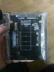 Продавам адаптор за SSD дискове комбиниран