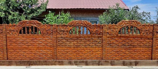 Gard beton Buzau