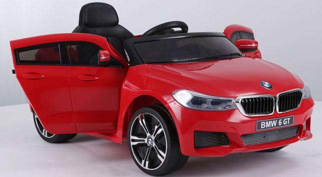 Masinuta electrica pentru copi BMW seria 6 GT culoare rosu ! garantie