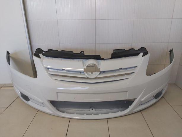 Bara Fata Opel Corsa D 2006-2011 (Cod: Z474 (Alb)) Vopsita Full*