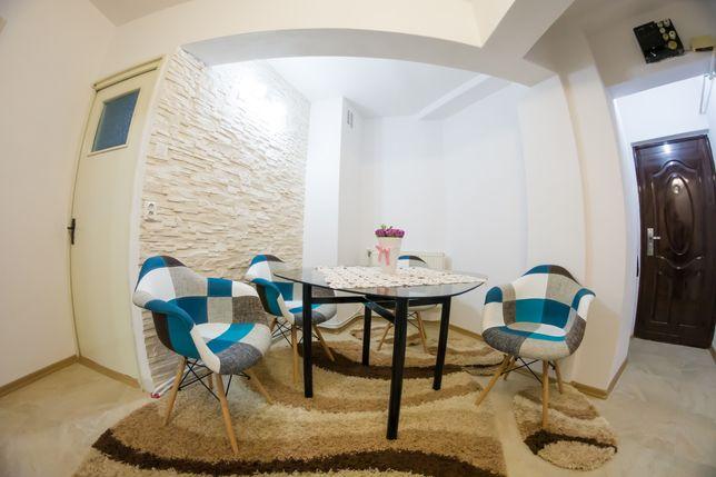 Regim hotelier apartament cu 2 camere