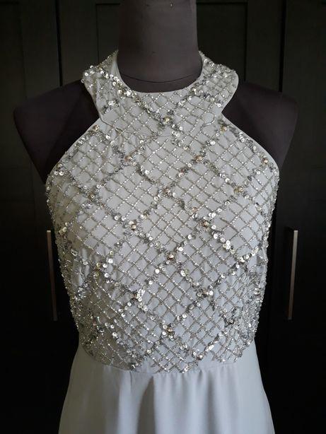 Rochie de ocazie midi Maya Asos 40, nuntă, evenimente, botez