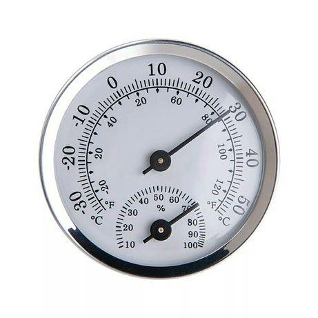 Termometru higrometru analogic