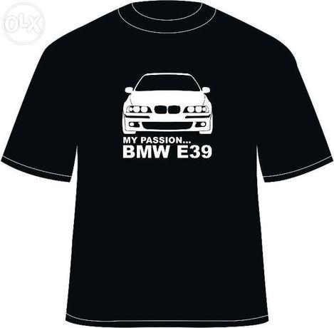 "Tricou personalizat ""My Passion... BMW E39"""