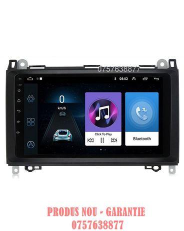 Navigatie Mercedes Sprinter, Vito, A-Class, Android 9.1, Ecran 9inch