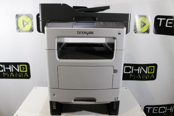Реновиран/Лазарен принтер/копир/МФУ/Lexmark/MX511de/kopir/принтер