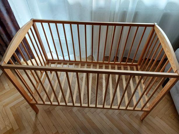 Vand pat de copil demontabil, din lemn, 120 x 60cm