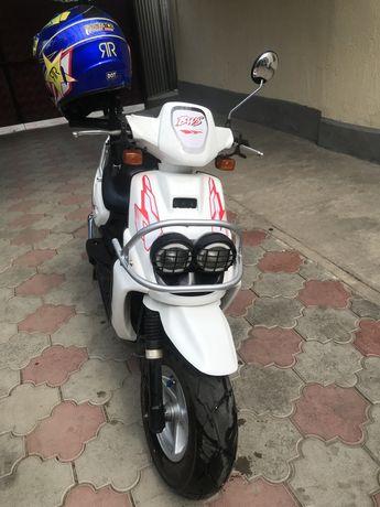 Yamaha Bws 100 Внедорожник