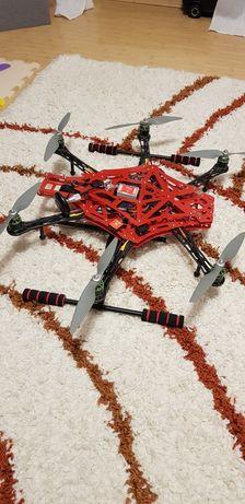 Drona hexacopter