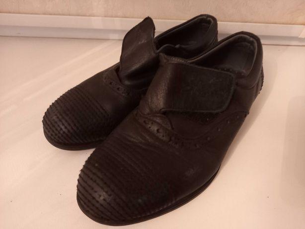 Школьная обувь на мальчика 27 р