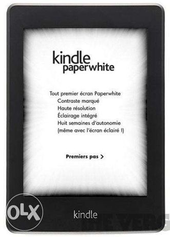 "Електронен четец reader Kindle Paperwhite 6"" E-ink WiFi+3G 2GB"