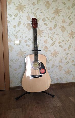 Акустическая гитара Fender