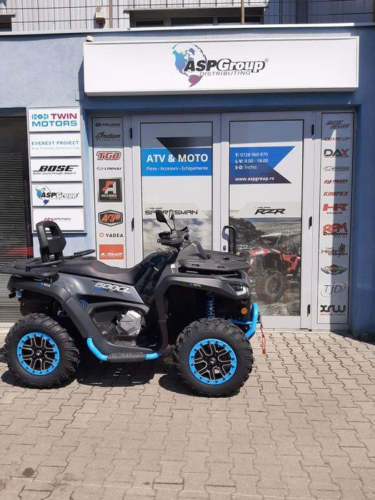 ATV Segway Snarler AT6000 Cluj-Napoca - imagine 1