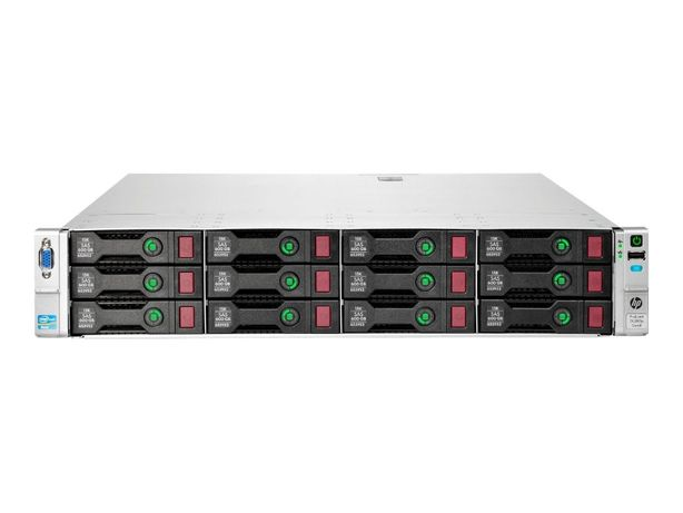 Server HP Proliant DL380p G8, 12 LFF, 16 SFF - Config To Order