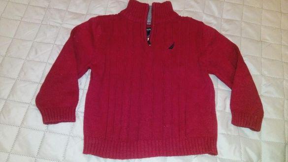 Пуловер, поларена блуза, жилетка