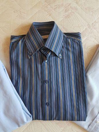 Италианска мъжка риза,М размер