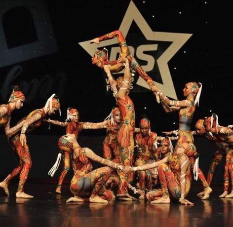 Cursuri de gimnastica Ritmica și dans pentru copii