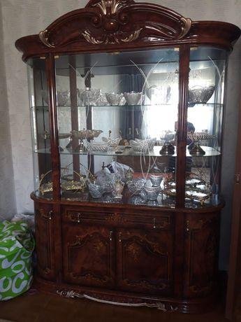 Мебель горка для зала