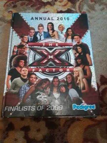 книга x factor 2010