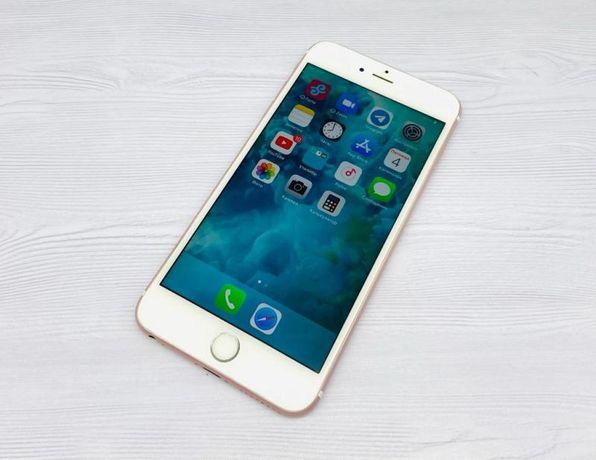 «Рассрочка 0 %» Apple iPhone 6S Plus «Ломбард Белый»