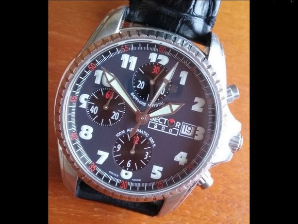 Sector No Limits 900 cronograf automatic