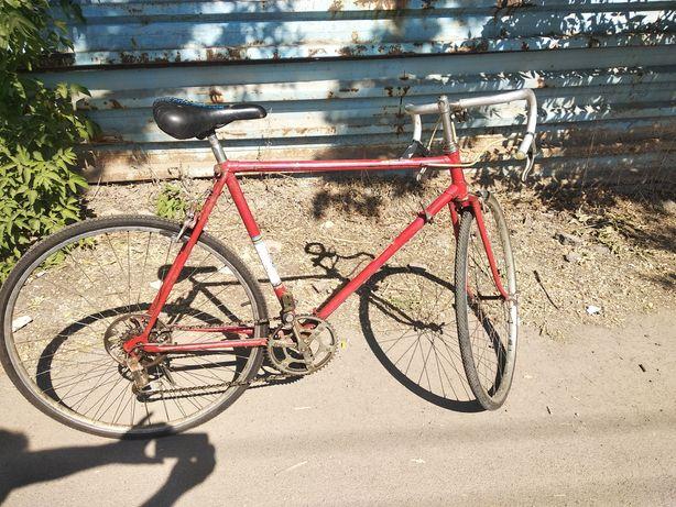 Велосипед спортивный советский