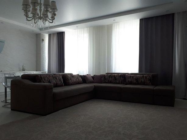 Аренда апартаментов посуточно Luxe класса в центре города.