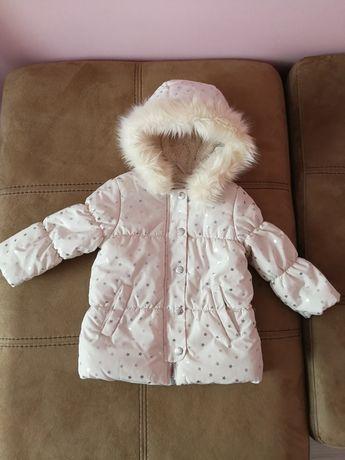 Зимно бебешко якенце MINOTI. Размер 80-86см.