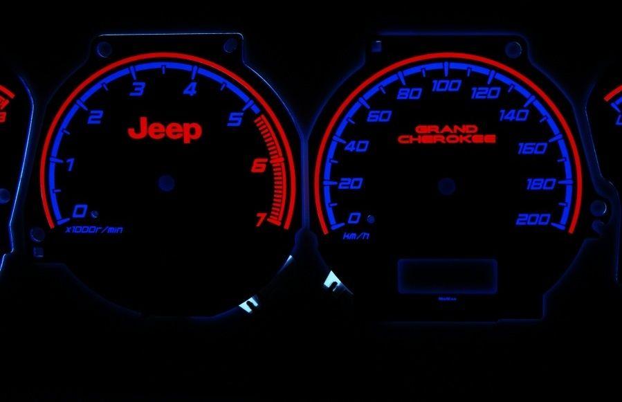 Оптитрон Jeep Grand Cherokee 99 -01 Караганда - изображение 1