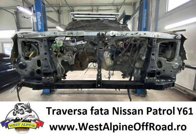 Traversa - ARMATURA fata Frontala Nissan Patrol Y61 - Heavy Duty