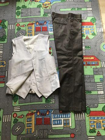 Панталон и Елек за униформа на речни кораби Викинг