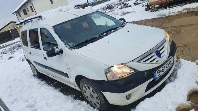 Vand Schimb URGENT Dacia Logan MCV 1.5dci Laureate Accept variante