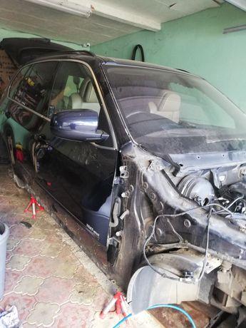 Dezmembrez BMW X5 e70/senzori parcare, oglinda, ansamblu stergatoare