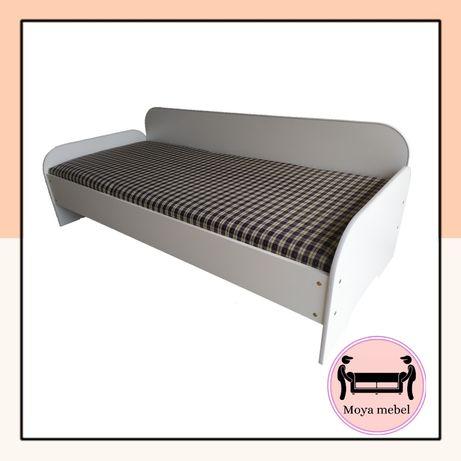 Новинка ! Односпальная кровать со спинкой в наличий и на заказ вАлматы