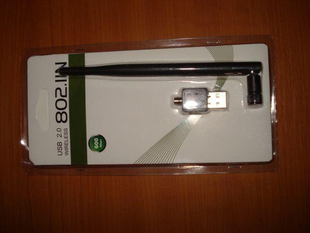 adaptor wireless antena wifi USB compatibila cu toate windows urile