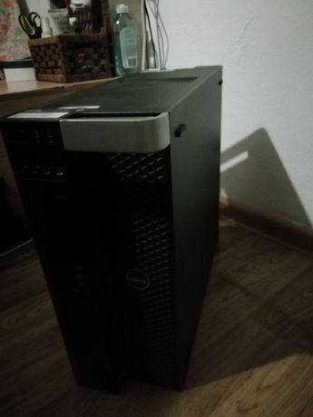Сервер Dell Precision t5600, Xeon e5 2603, 8Gb, 2Tb
