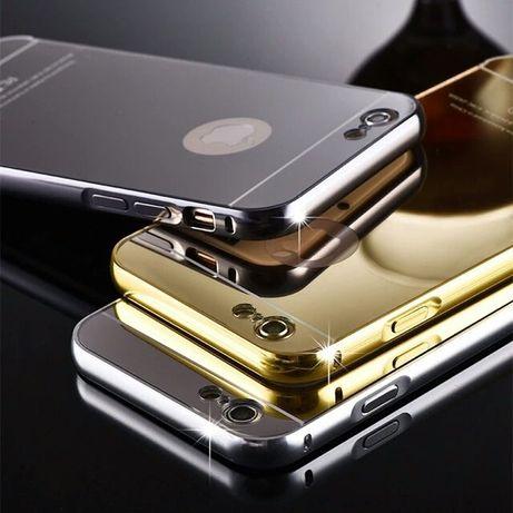 Огледален Кейс / Бъмпер за Iphone 5 5S SE / 6 6S / 6+ / iPhone 7 / 7+