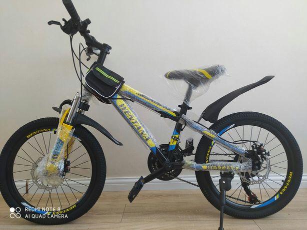 Горные велосипеды от 55 000 тг детские, взрослые от 65 000 тг