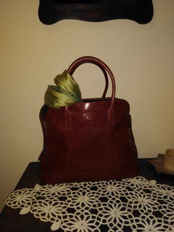 Чанта Martal, ест. кожа