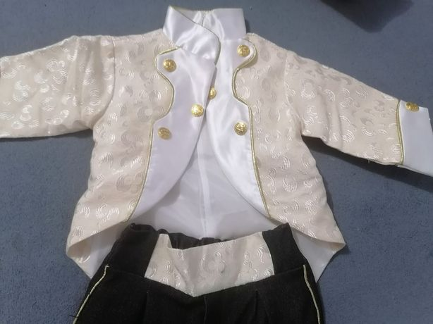 Costum bebe print
