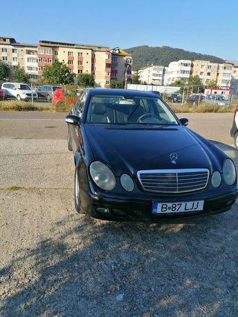 Vand Mercedes E200CDI