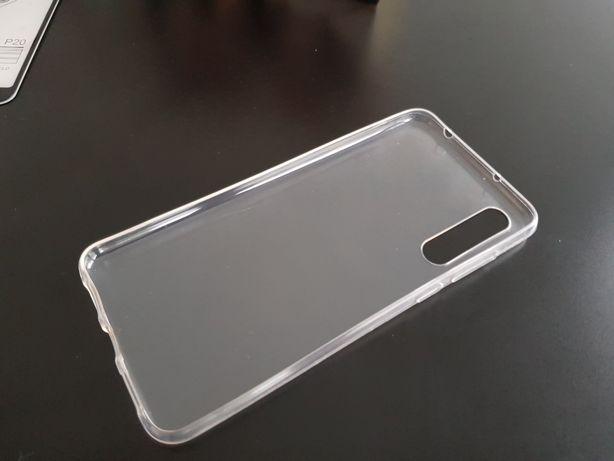 Husa silicon moale TPU ultra slim Huawei P20, P20 Pro, P20 Lite