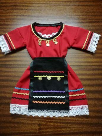 Детска народна носия - сукман