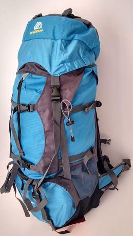 Туристическа раница 60L+5L / с безплатна доставка/ + дъждобран