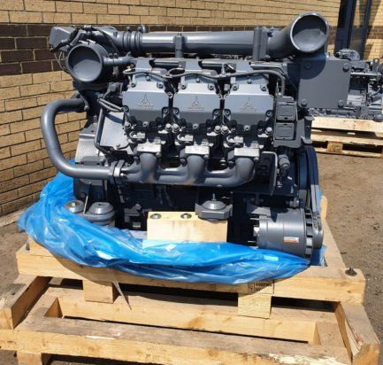 Motor DEUTZ TCD 12.0 V6 - reconditionat - 6 luni garantie