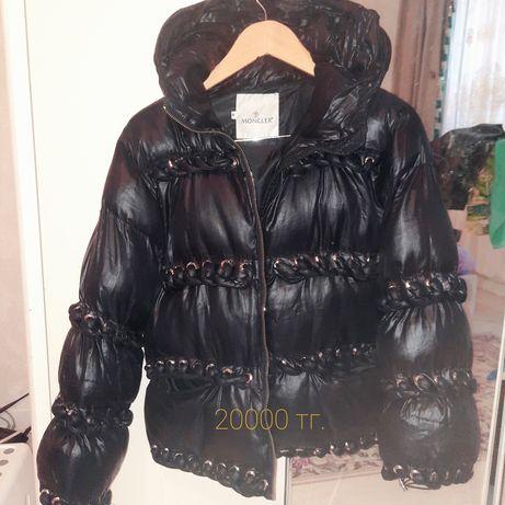 Куртка Moncler 15000 размер 44