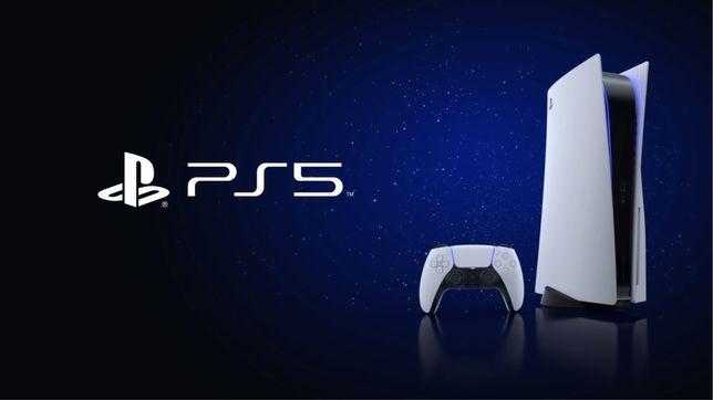 Сдаю в аренду PS5